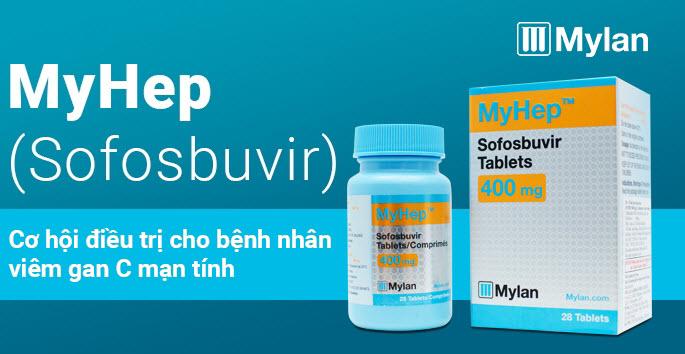 Myhep - Sofosbuvir
